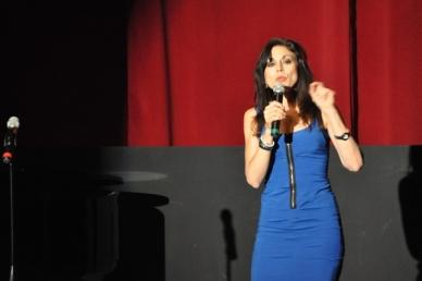 Valerie hosting Ray Romano